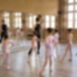page danse classique : classique initiat