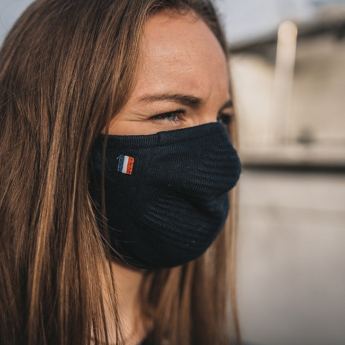 Masque barrière uni