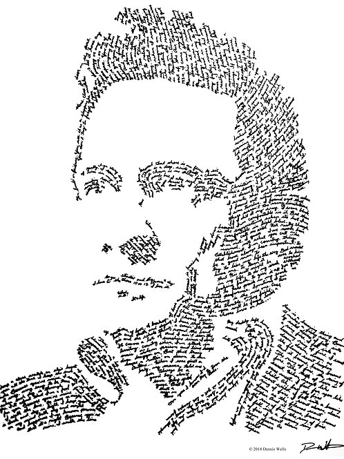 Johnny Cash, In Their Own Words Prints
