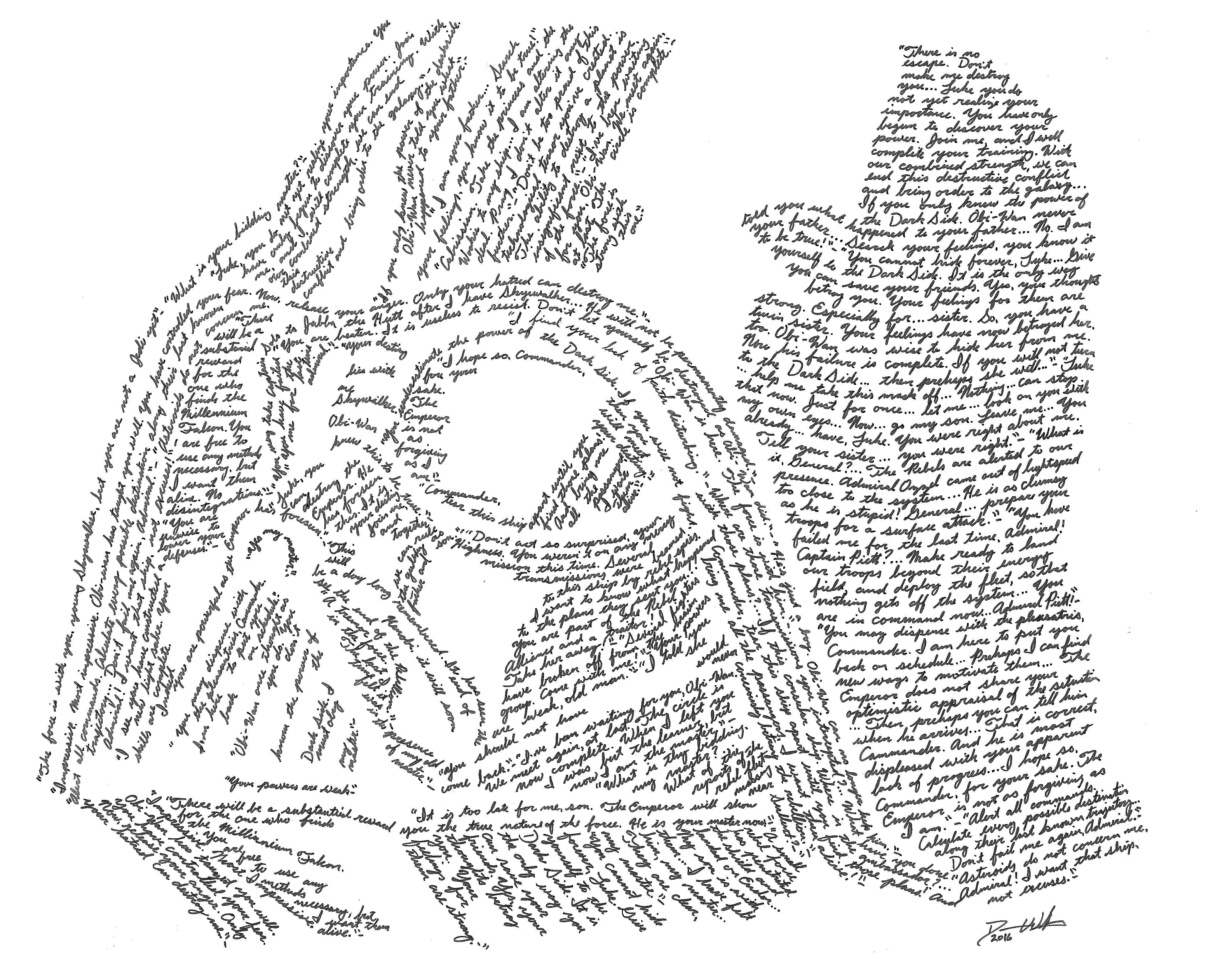 Darth Vader - Sold