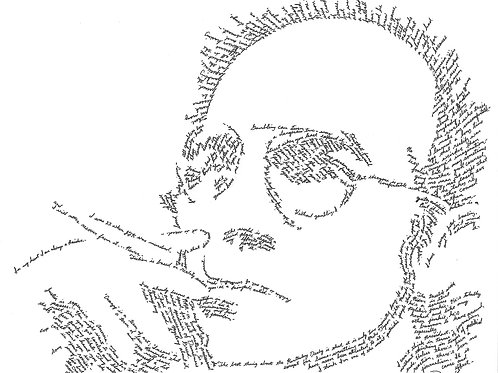 Hunter S. Thompson, In Their Own Words Print