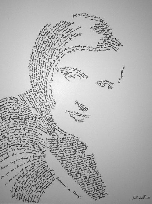 Ayn Rand, In Their Own Words Prints