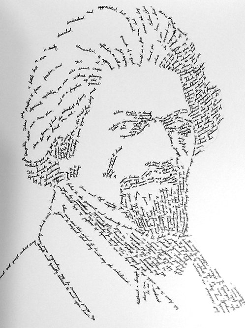 Frederick Douglass, In Their Own Words Print
