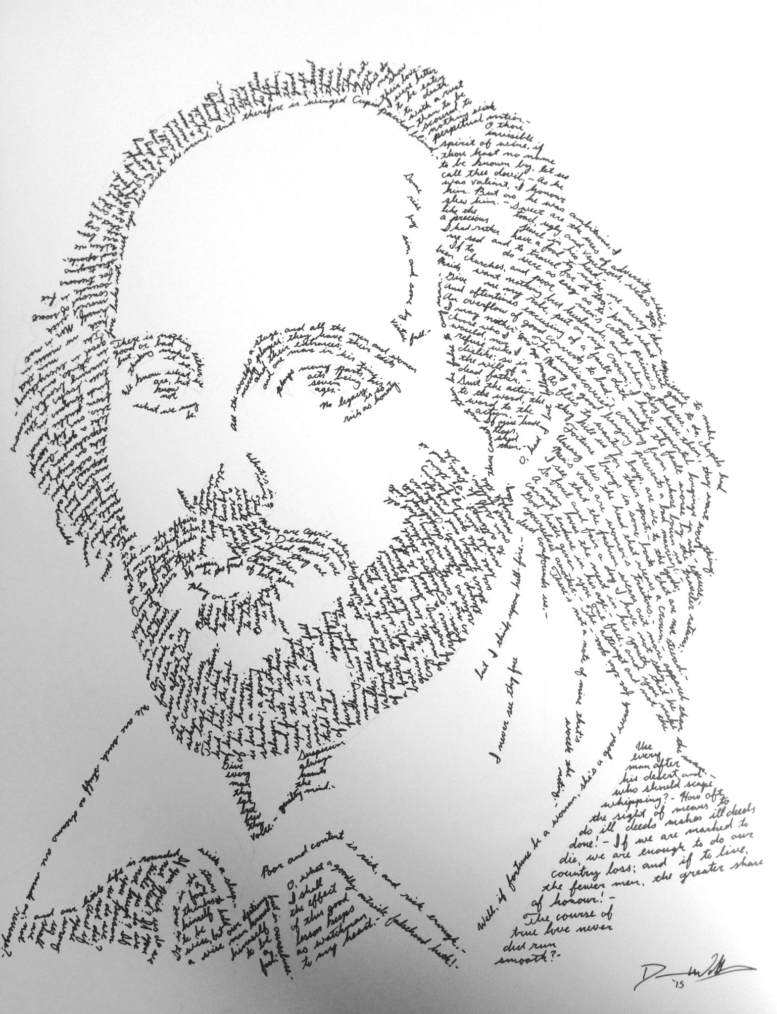 Shakespeare - SOLD