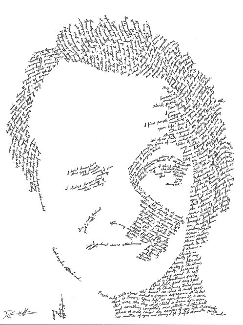 Bill Murray, In Their Own Words Print