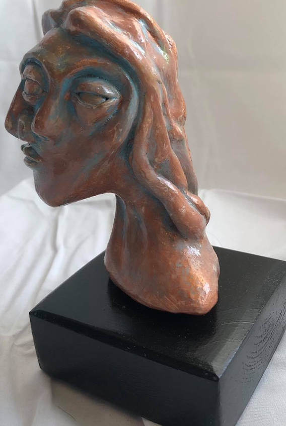 Small Female Bust