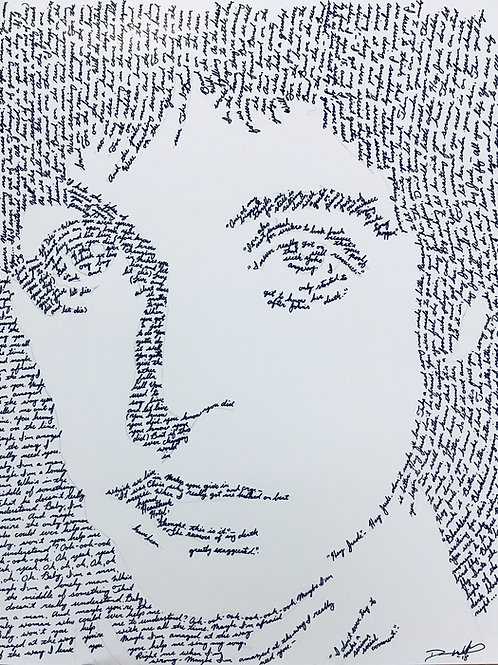Paul McCartney, In Their Own Words Print