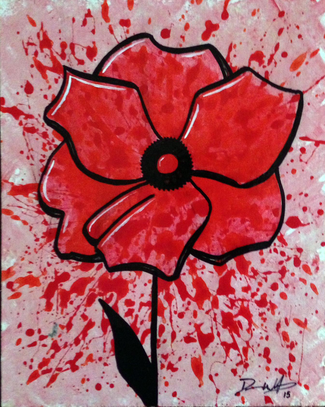 Bloody Poppy