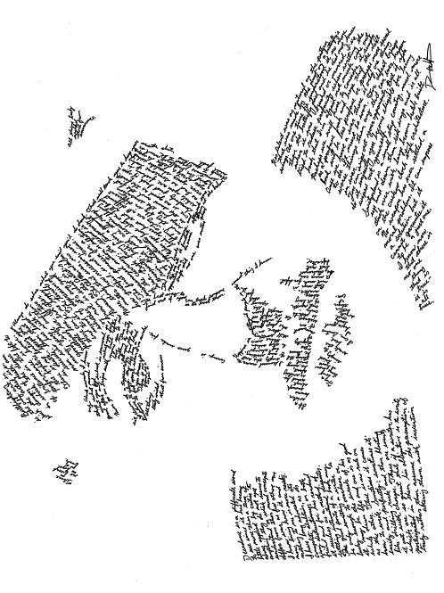 Ernest Hemingway, In Their Own Words Print