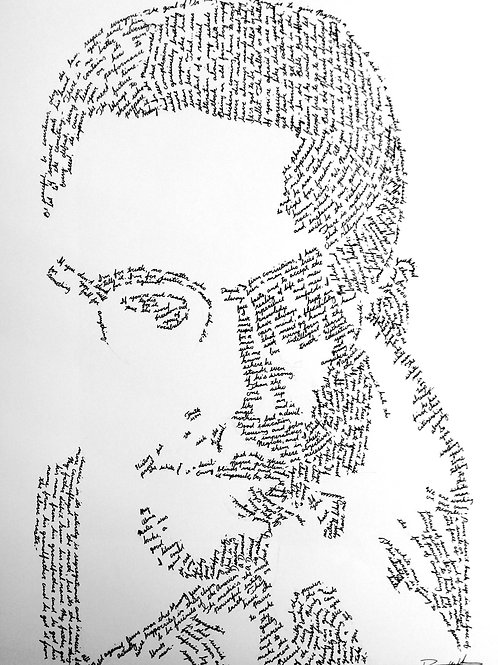 Malcolm X, In Their Own Words Print