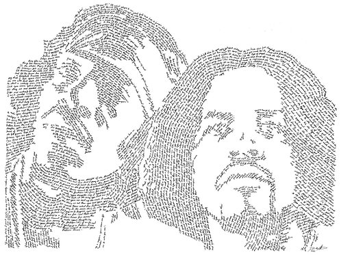 OutKast, In Their Own Words Print