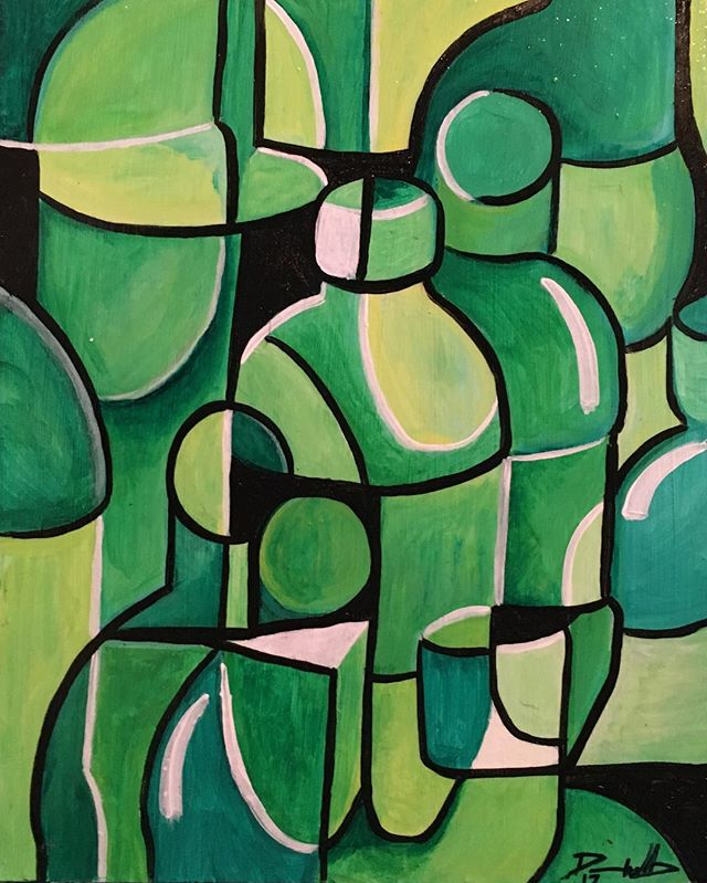 Caffeine & Cubism
