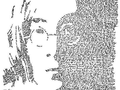 John Lennon, In Their Own Words Prints