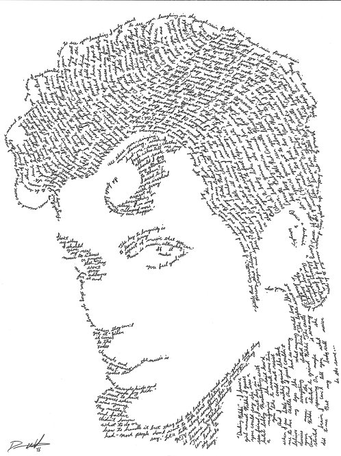 Prince, In Their Own Words Print