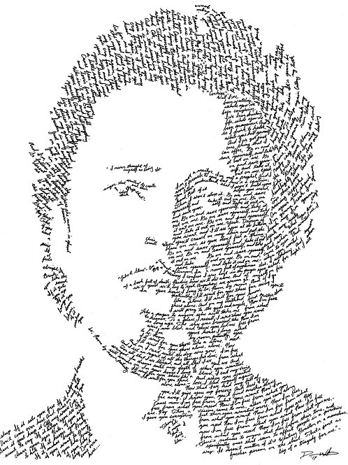 Chris Cornell, In Their Own Words Print