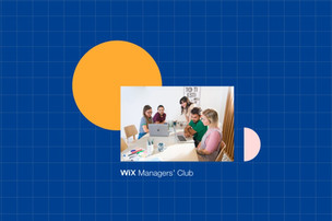 Wix Managers Website