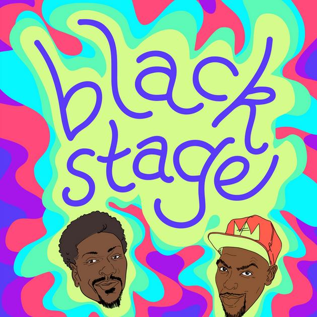 Blackstage: Comedy Podcast