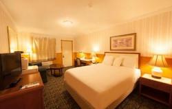 Queen Bed Room + Sofa Bed