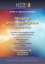 Atelier Récupère avec l'Auto-Hypnose Humaniste