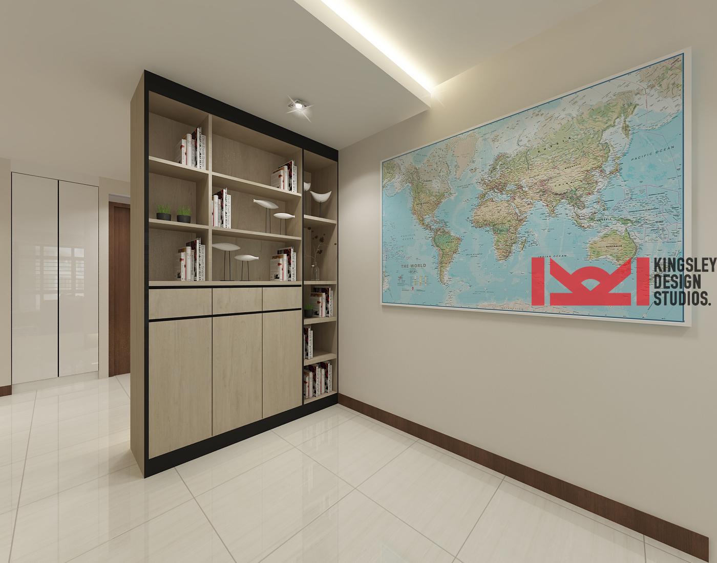 Foyer / Living hall