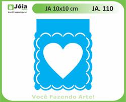stencil JA 110