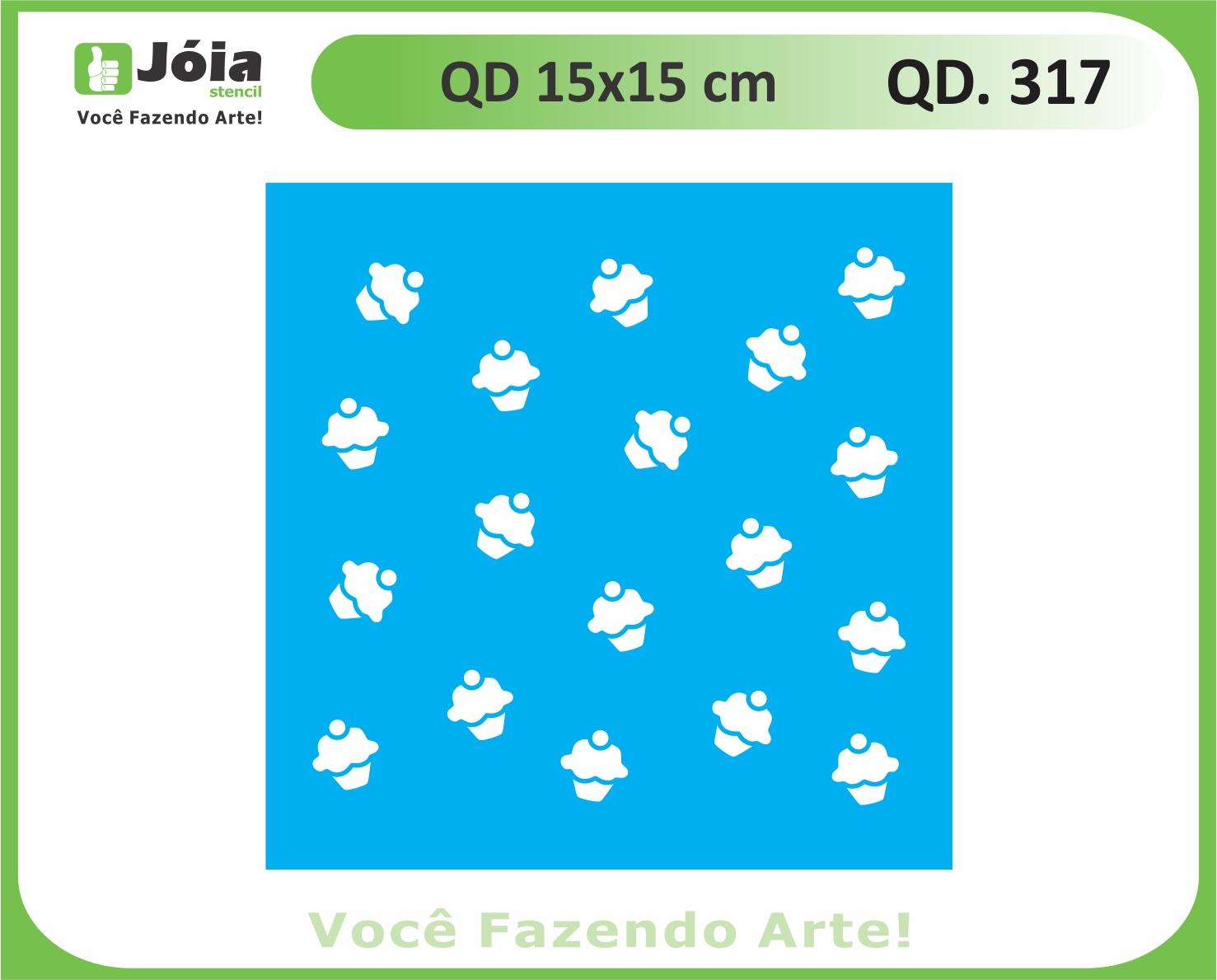 stencil QD 317