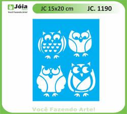 stencil JC 1190