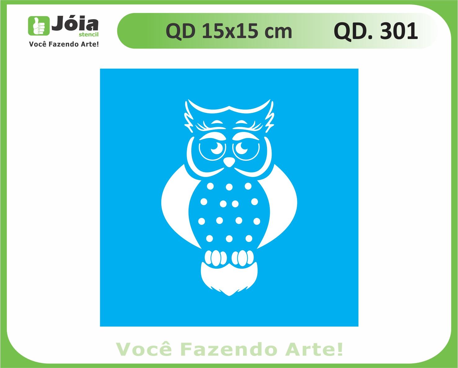 stencil QD 301