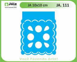 stencil JA 111
