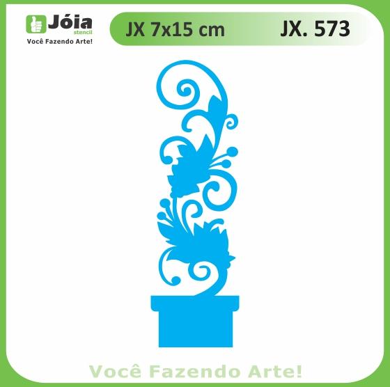 Stencil JX 573