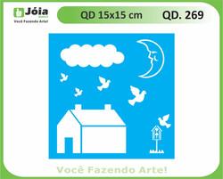 stencil QD 269