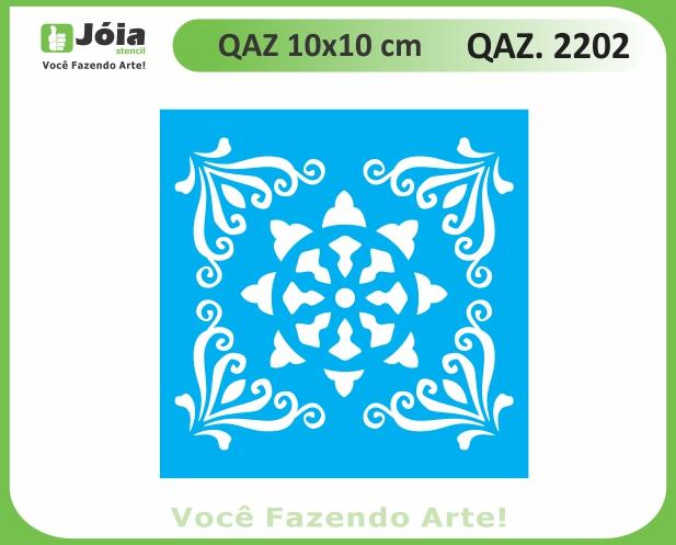 Stencil QAZ 2202