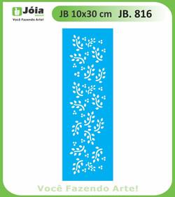 Stencil JB 816