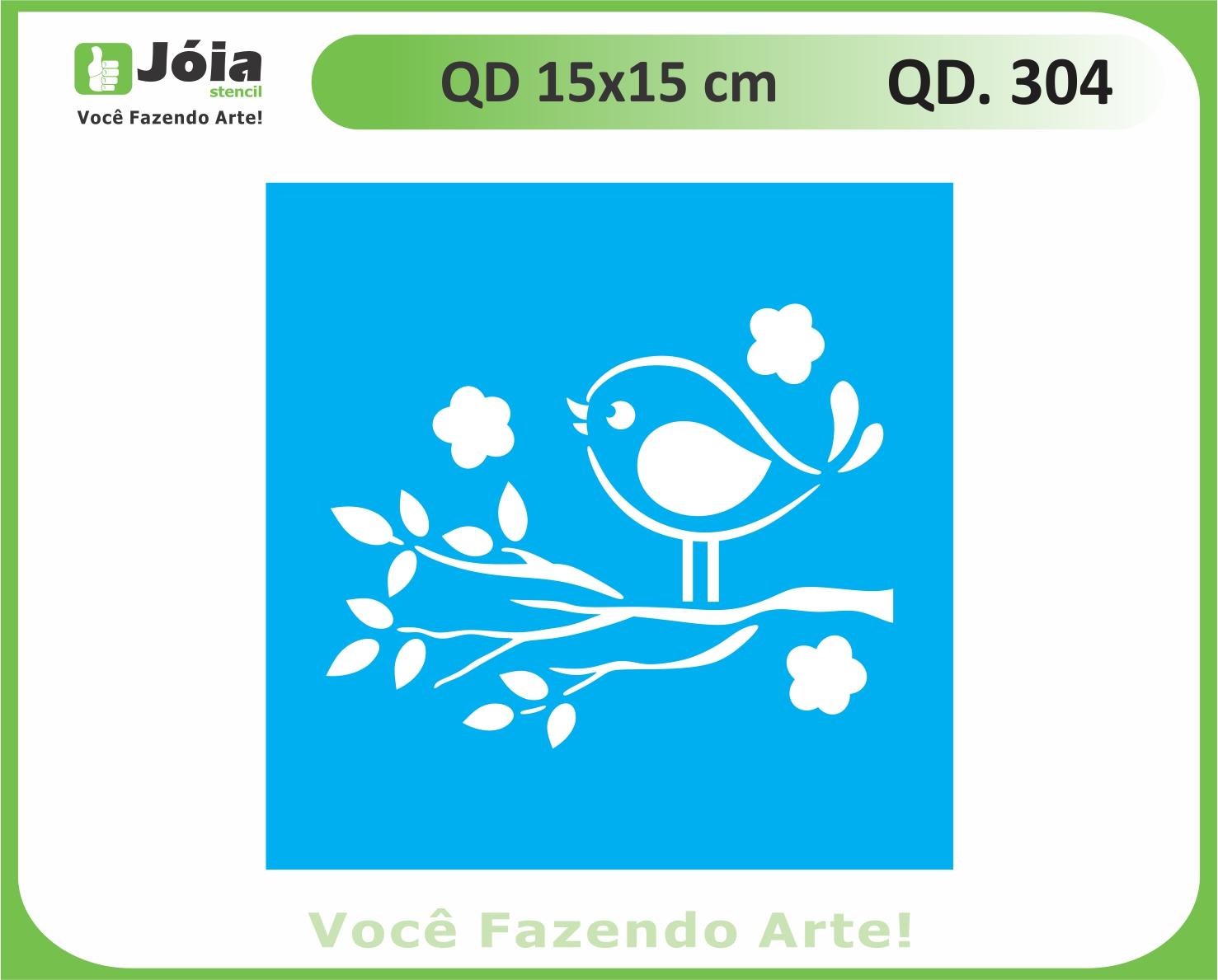 stencil QD 304
