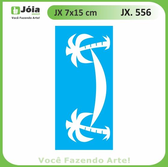Stencil JX 556