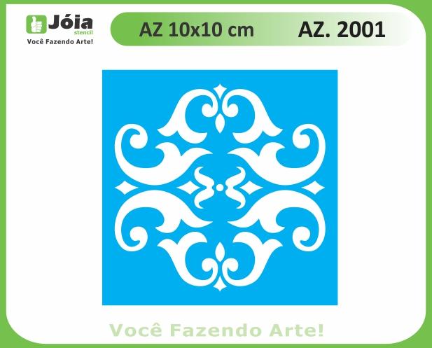 Stencil AZ 2001