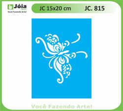 stencil JC 815