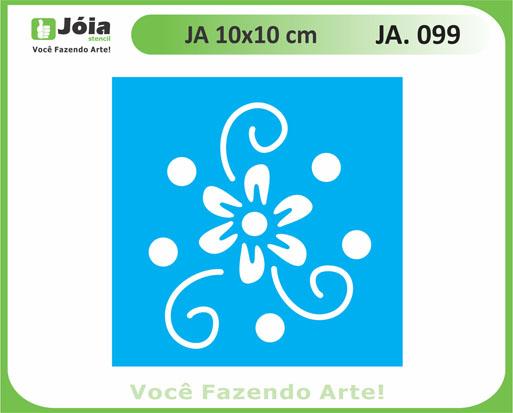 stencil JA 099