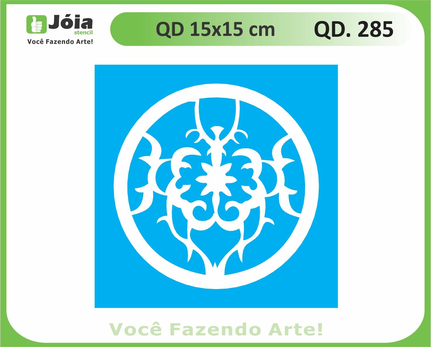 stencil QD 285