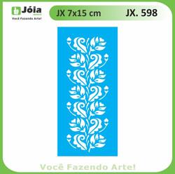 Stencil JX 598