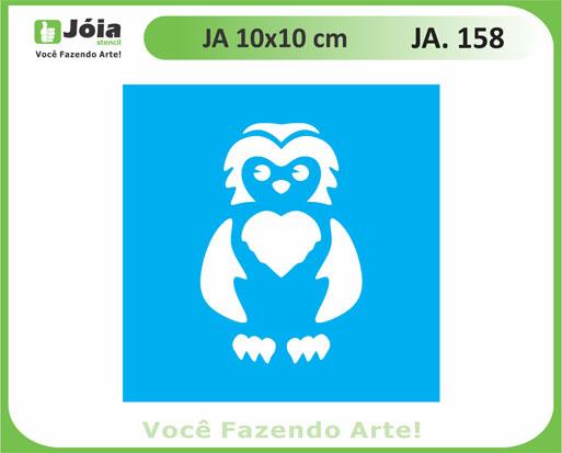 stencil JA 158