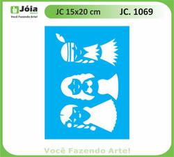 stencil JC 1069
