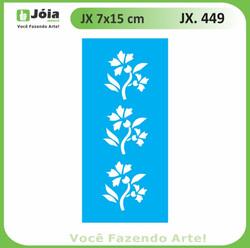 Stencil JX 449