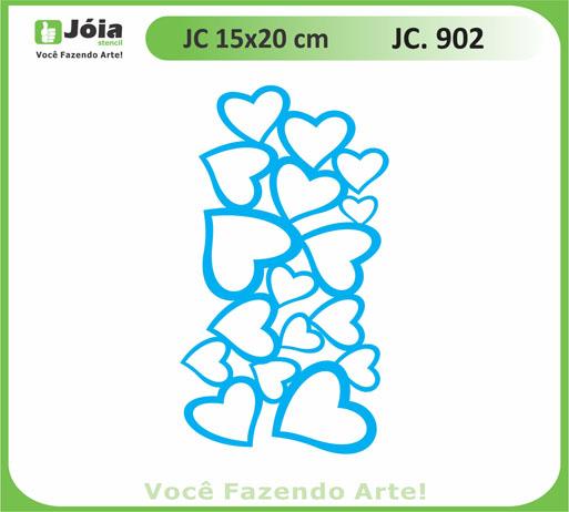 stencil JC 902
