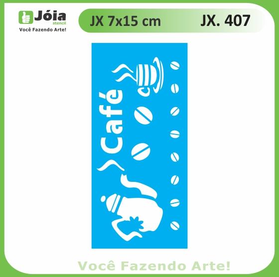 Stencil JX 407