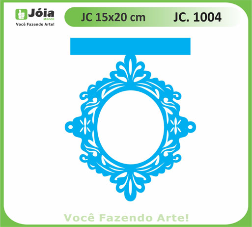 stencil JC 1004