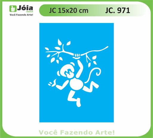 stencil JC 971