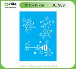 stencil JC 988
