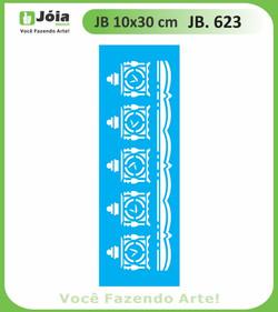 Stencil JB 623