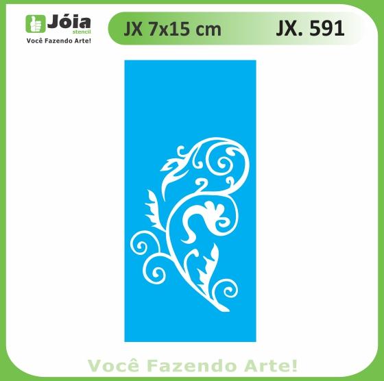 Stencil JX 591